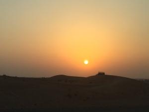 ドバイ 砂漠ツアー  Dubai Desert Safari
