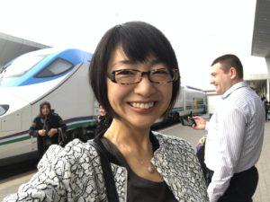 列車での移動 チケットの買い方など〜ウズベキスタン旅行記3