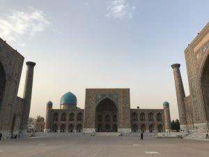 旅の始まり…ウズベキスタン旅行記1