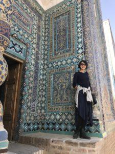 旅の服装〜ウズベキスタン旅行記2