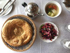 食事編 & おすすめレストラン〜ウズベキスタン旅行記5