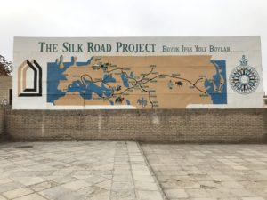 サマルカンド〜ウズベキスタン旅行記6