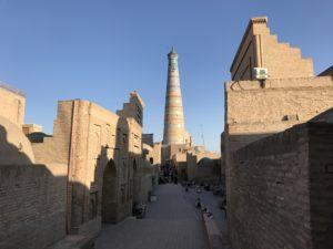 タクシーについて〜ウズベキスタン旅行記4